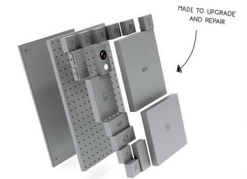 Project Ara, el proyecto del smartphone modular de Motorola