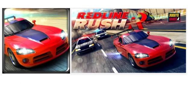 Redline Rush, un juego de carreras para Android