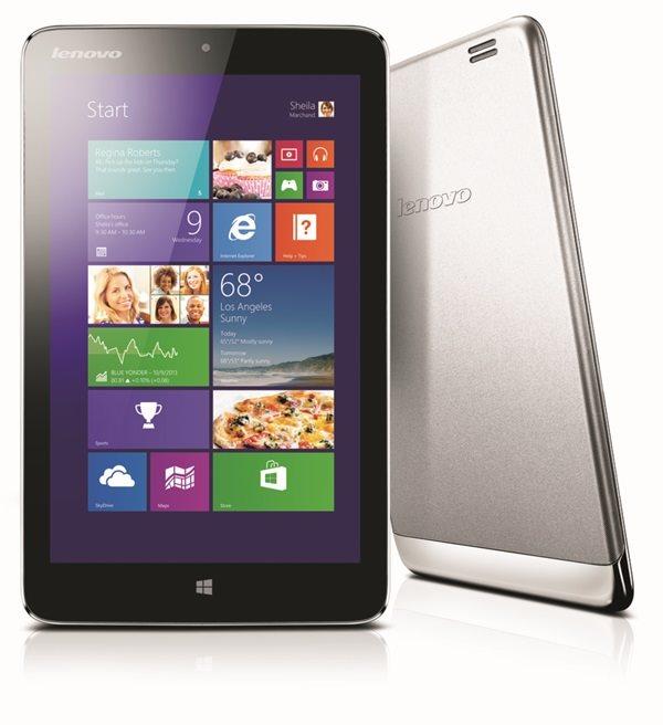 Lenovo Mixx 2 – características y especificaciones de la tablet de 8 pulgadas con Windows 8.1