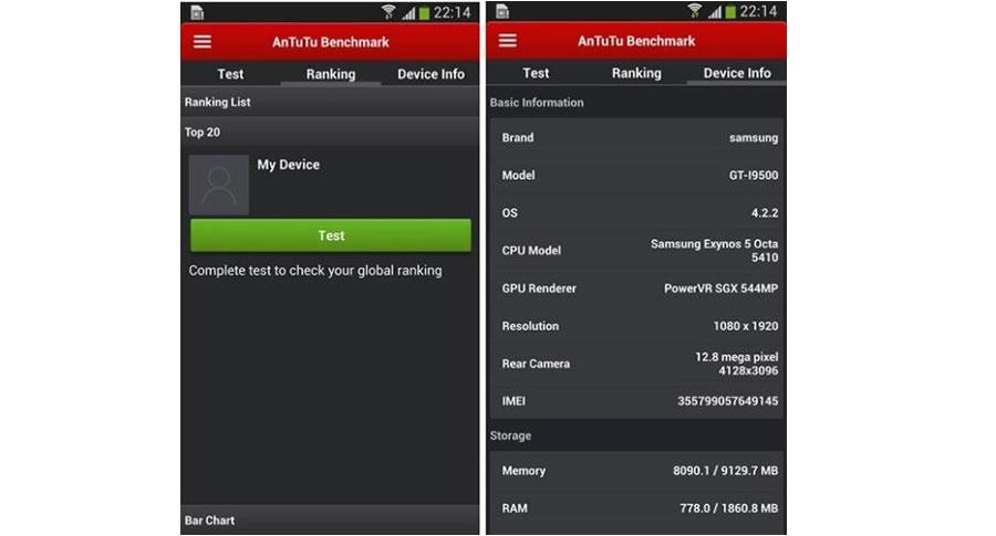AnTuTu X Benchmark Editor, evita las trampas en las pruebas