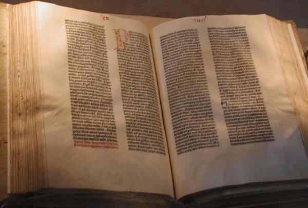 Como la Biblia puede servir para descubrir tus contraseñas