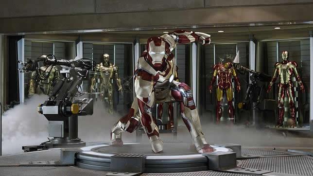 El MIT será el encargado de fabricar un traje de Iron Man para el ejercito de los EE.UU
