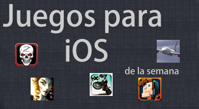 Juegos para iOS de la semana