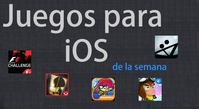 Juegos para iOS de la semana: Scribble Hero, F1 Challengue, Type Rider entre otros