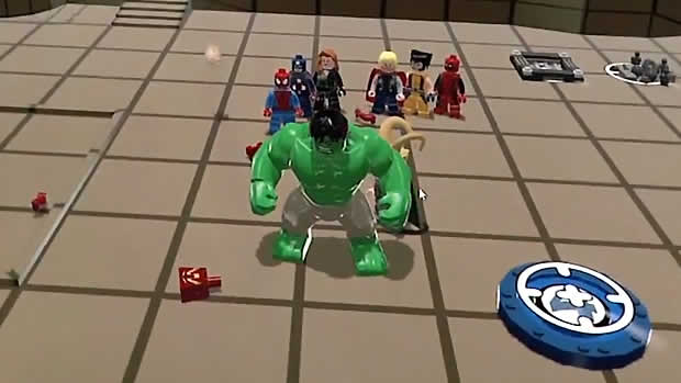 LEGO Marvel Super Heroes (PC, Xbox 360, PS3, Wii U, 3DS)