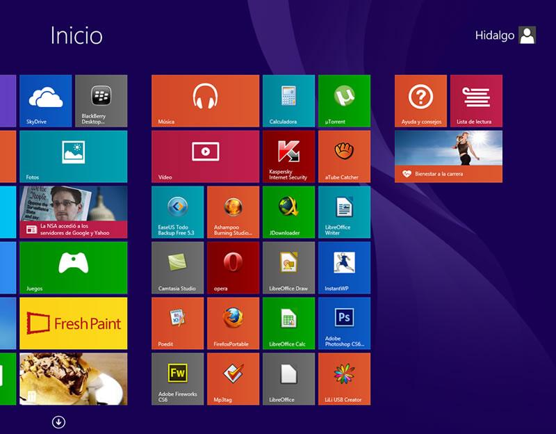 Ocho recursos que Microsoft removió al lanzar el nuevo Windows 8.1