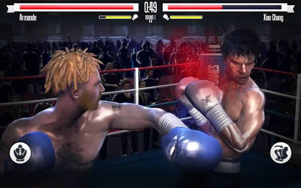 Real Boxing - juegos para android