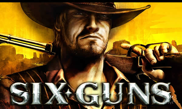 Six Guns – gratis
