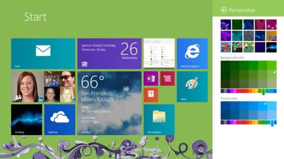 Los principales cambios en el nuevo Windows 8.1