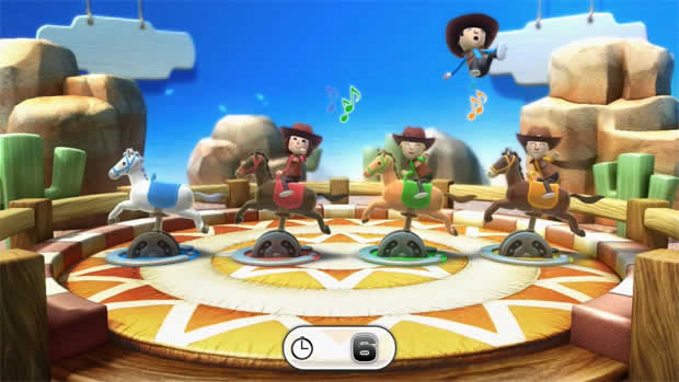 Wii Party U (Wii U)