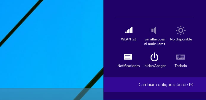 desactivar o configurar la búsqueda integrada de Bing en Windows 8.1