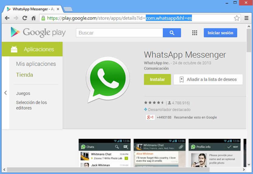 Como descargar aplicaciones desde Google Play al ordenador, APK Downloader