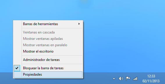 Como mostrar el escritorio de Windows 8.1 al iniciar