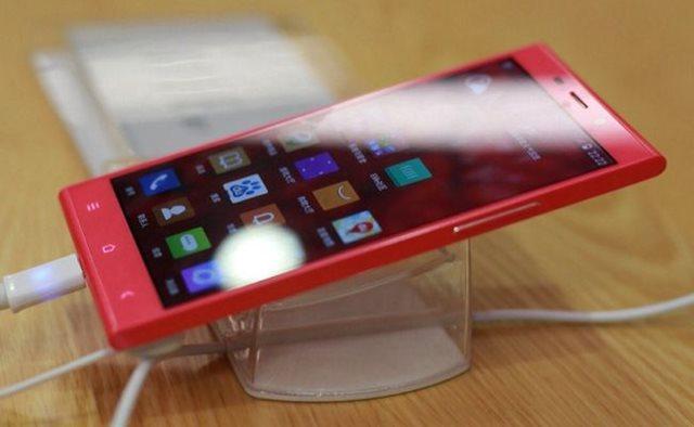 Smartphone chino Gionee Elife E7 con cámara de 16 megapíxeles y 3 GB de RAM
