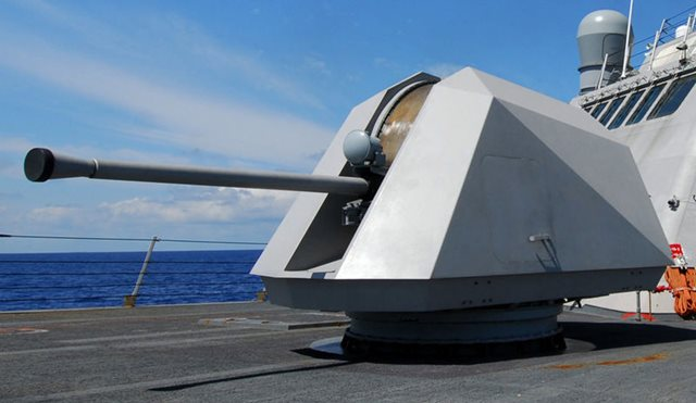 Cañón naval MK 110