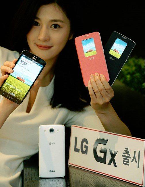 Smartphone LG GX se anuncia de forma oficial en Corea del Sur