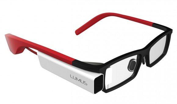 Lumus DK-40 – las gafas de realidad aumentada ¿Un competidor para Google Glass?