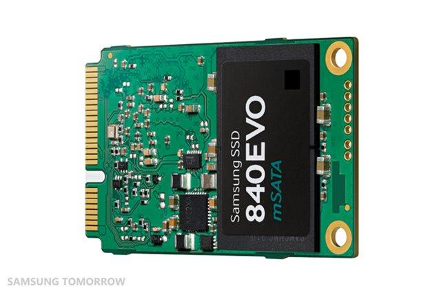 Samsung 80 EVO SSD, el primer SSD mSATA con 1 TB