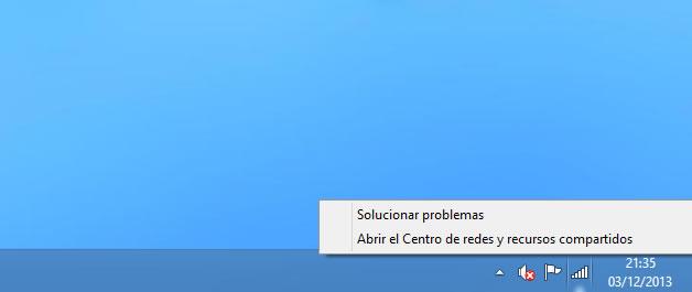 Como ver las claves WiFi de Windows 8.1