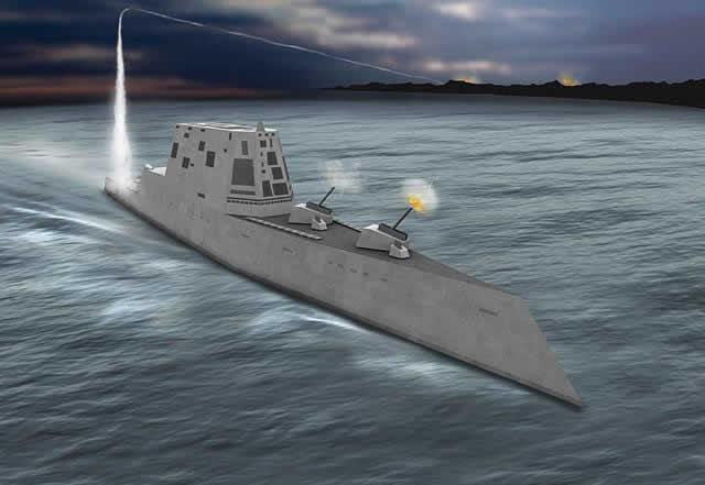 Defensa buques de guerra