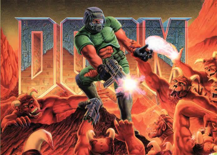 Doom cumple 20 años, un clasico entre los juegos de disparos en primera persona