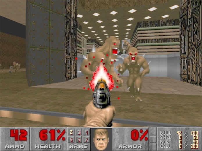 Doom cumple 20 años