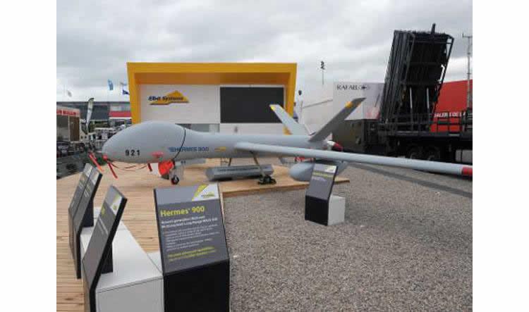 Láser capaz de derribar drones y fuego de mortero del Pentágono