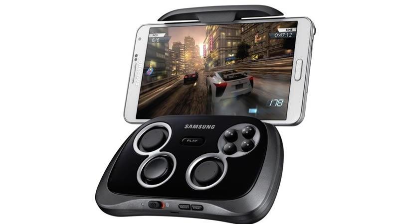 Samsung Gamepad para smartphone y tablets