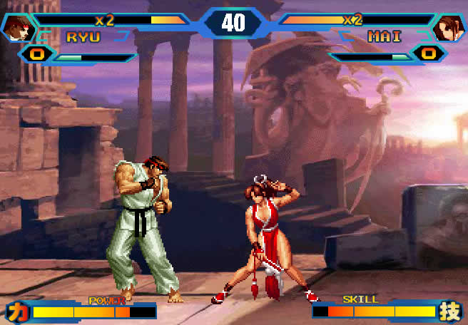 Juegos King Of Fighters
