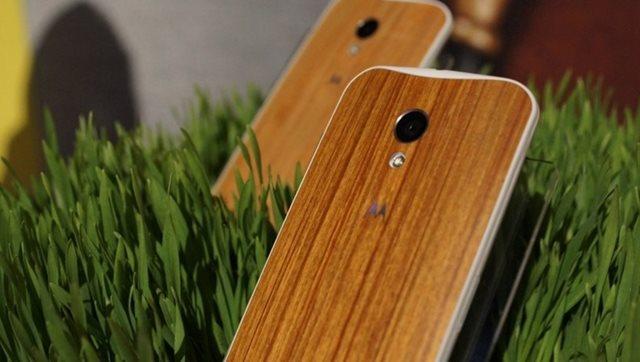 Carcasa de madera para el Smartphone Moto X, a finales de este año