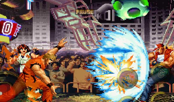 The King of Fighters 97 – un clásico de los juegos ahora para iOS y Android