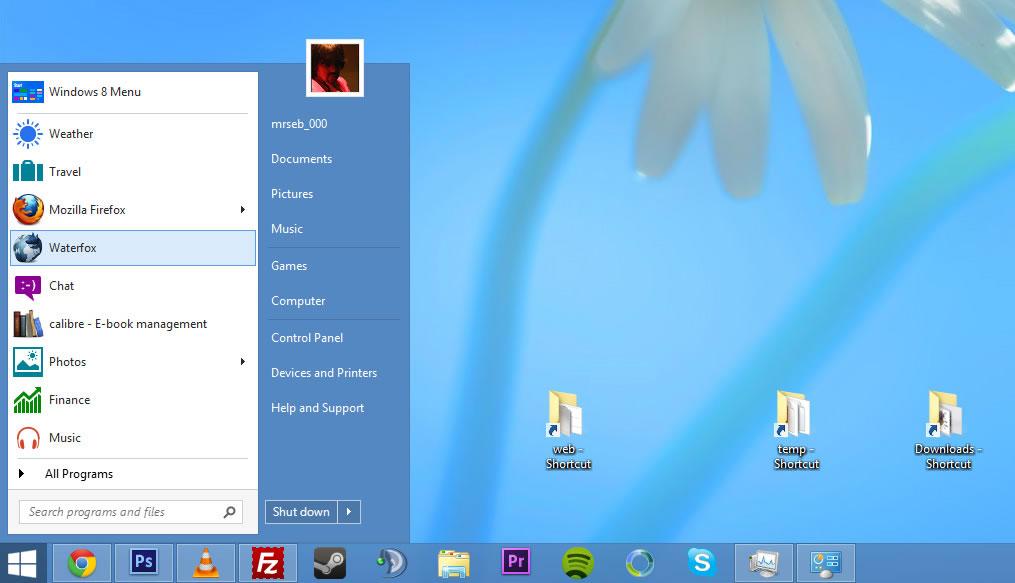 """Menú inicio de Windows """"el clásico"""" puede estar de vuelta con la versión de Windows 8.2"""