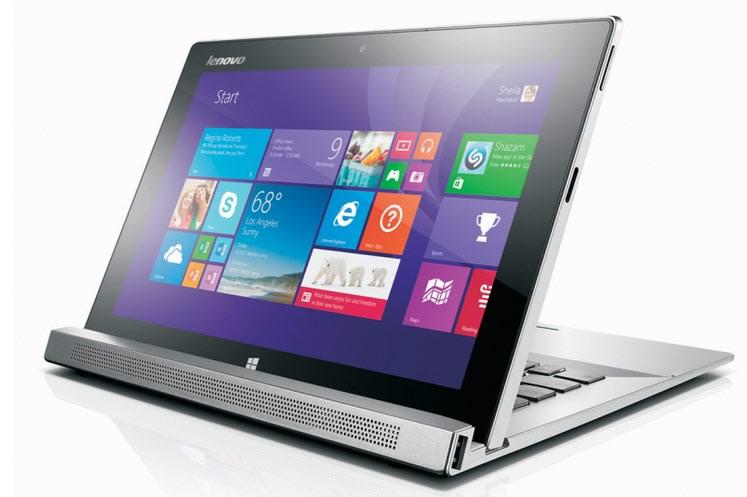 Lenovo ThinkPad 8, la tablet que se ajusta de tres formas