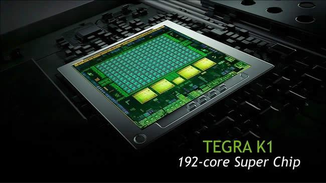 Procesador Tegra K1 de Nvidia con 192 núcleos Kepler, se anuncia en el CES 2014