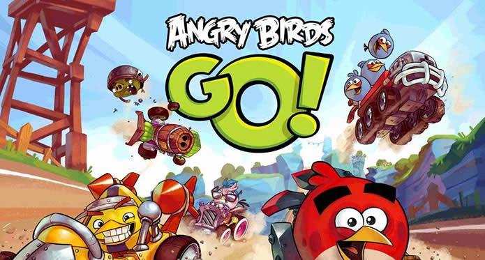 Review de Angry Birds Go! El juego de carreras de los Angry Birds