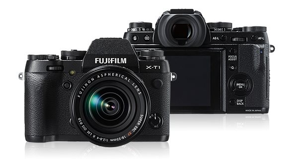 Fujifilm lanza la cámara profesional X-T1