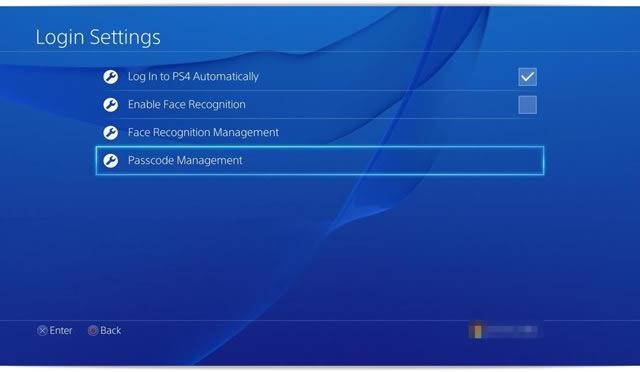 Como crear una contraseña para tu perfil principal de la PS4
