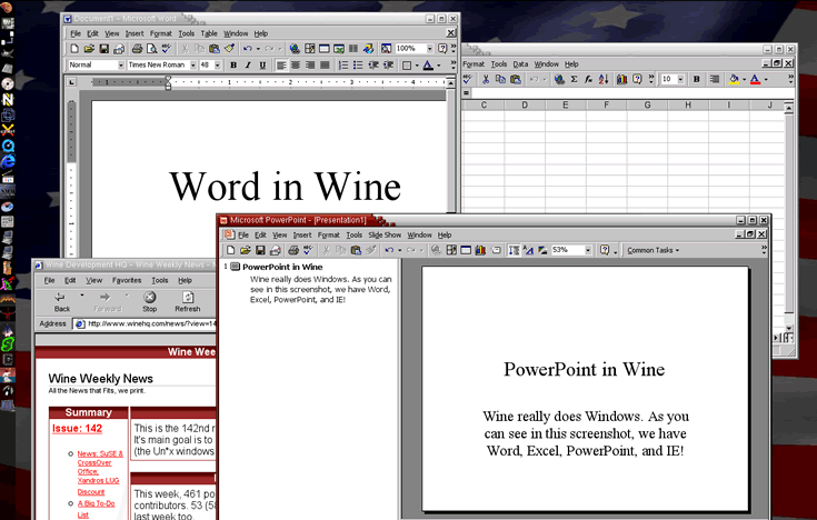 Instalar programas de Windows en Linux con Wine