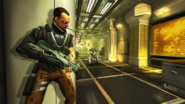 Deus Ex: The Fall para Android es lanzado finalmente