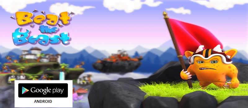 Beat the Beast Lite, un juego de tower defense para Android