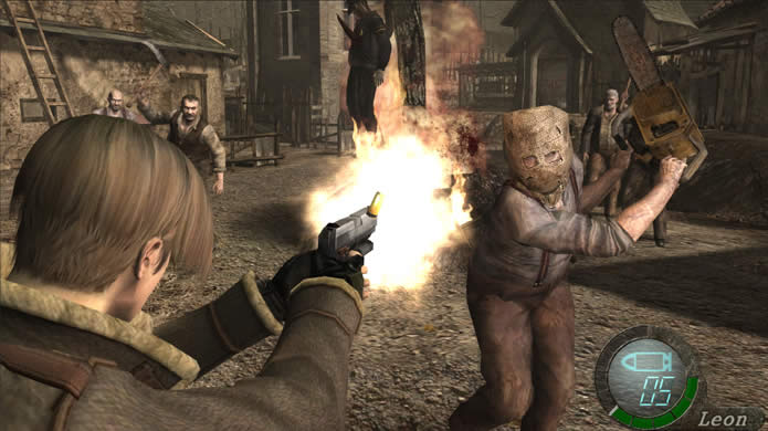 Resident Evil 4 Ultimate HD para PC vendrá con gráficos en alta definición