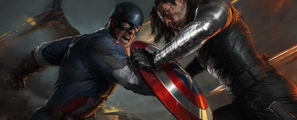 Nuevo trailer del Capitán América 2: El soldado de Invierno