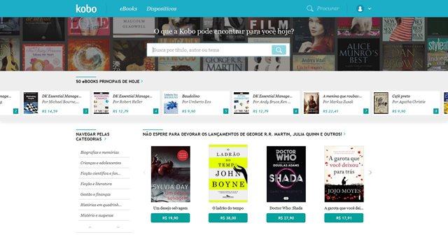 Sony cierra su tienda de ebooks por el sistema de Kobo