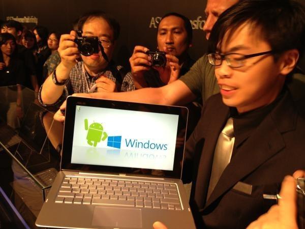 Asus abandona los dispositivos con Dual OS