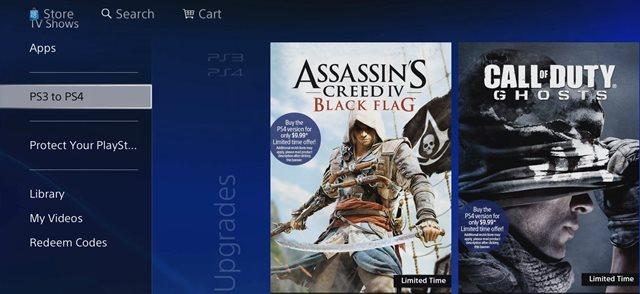 Como jugar con algunos juegos de la PlayStation 3 en la PlayStation