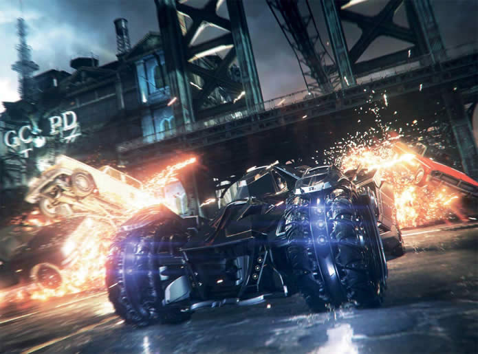batman-arkham-knight-batimovil-explotando