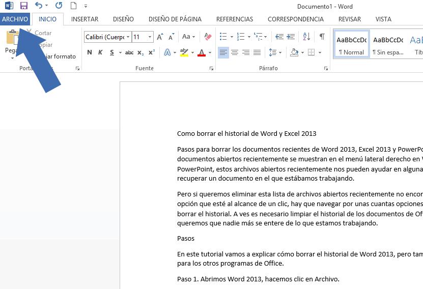 Como-borrar-el-historial-de-Word-2013-1