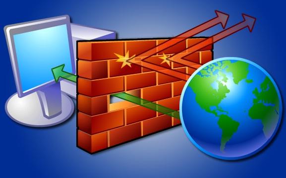 Como bloquear un programa con el firewall de Windows 8