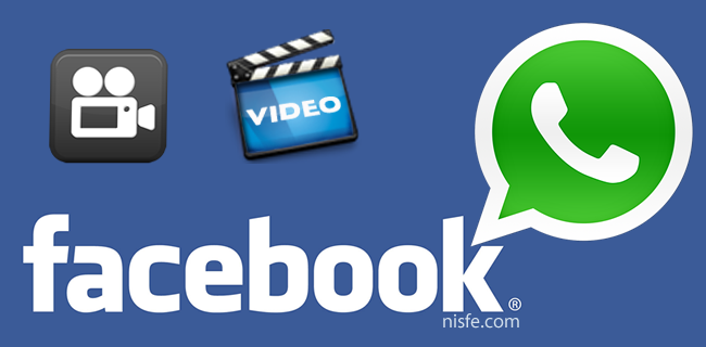 Como enviar videos de Facebook por WhatsApp