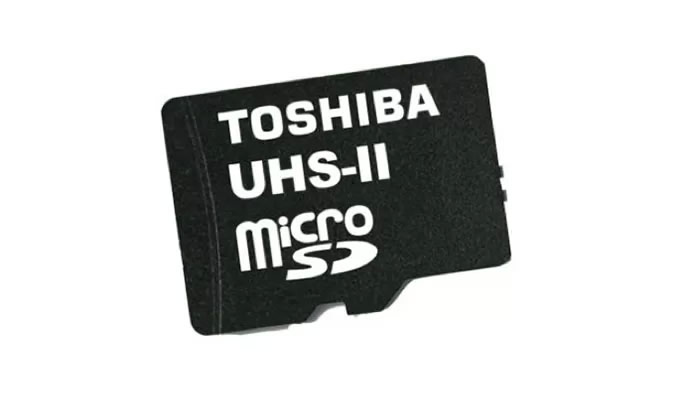 Toshiba lanza la microSD más rápida del mercado